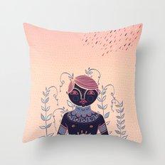Beta Throw Pillow