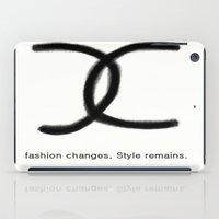 Fashion And Style iPad Case
