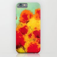 iPhone & iPod Case featuring FLOWERS - Poppy time by Valerie Anne Kelly