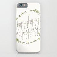 happy happy joy joy iPhone 6 Slim Case