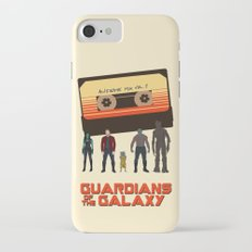 GUARDIANS OF THE GALAXY iPhone 7 Slim Case