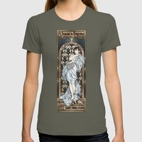 A Scandal In Belgravia -… Womens Fitted Tee Lieutenant SMALL