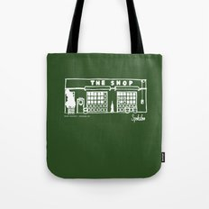 The Shop Tote Bag