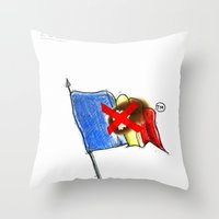 Timisoara '89 Throw Pillow