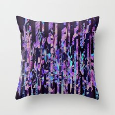 Flowr_02 Throw Pillow
