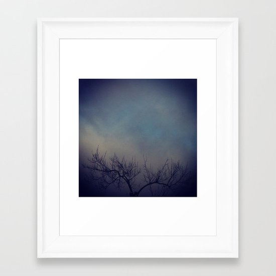 Sunsdiary Framed Art Print