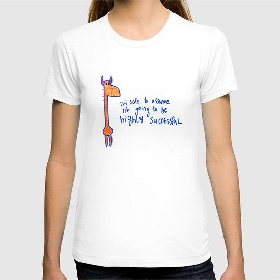 When You Assume T-shirt