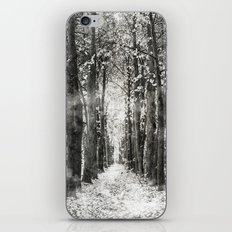 Infrared and symmetry iPhone & iPod Skin