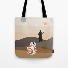 The Force Is Here Tote Bag