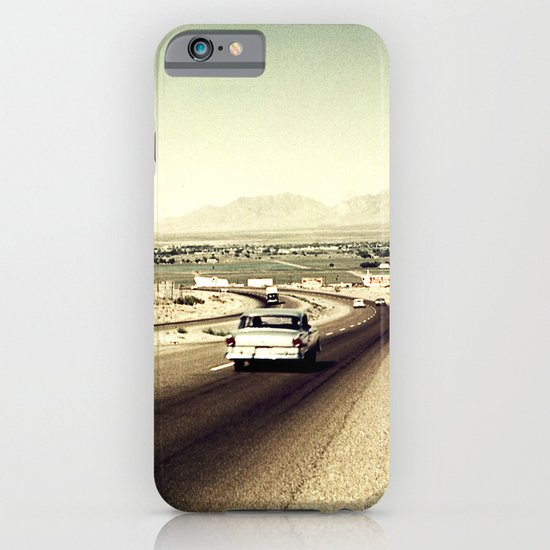 highway iPhone & iPod Case