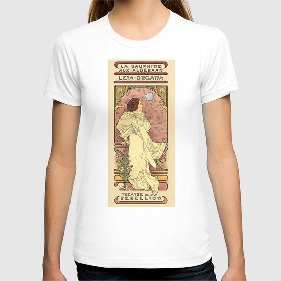 La Dauphine Aux Alderaan T-shirt