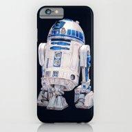 R2 D2 - Star Wars iPhone 6 Slim Case