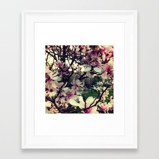 Nature 5 Framed Art Print