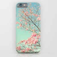 iPhone & iPod Case featuring Spring Kissing the Sky by RichCaspian