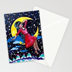 Selene's Moon Day Dreamzzz Stationery Cards