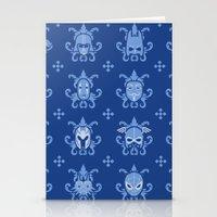 DaMasks Stationery Cards