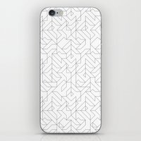 Geometric Camo iPhone & iPod Skin