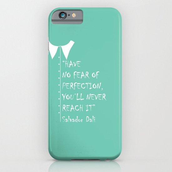 QUOTE-6 iPhone & iPod Case