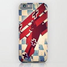 Fokker triplane (Red Baron) Pop Art Slim Case iPhone 6s