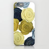 iPhone & iPod Case featuring Posie by emain