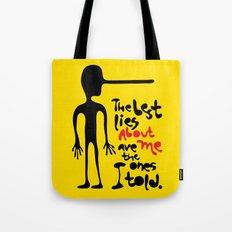 Best Lies Tote Bag