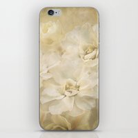 Antique Floral iPhone & iPod Skin