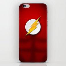 Flash Suit iPhone & iPod Skin