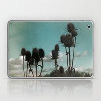 Prickly Teasels  Laptop & iPad Skin