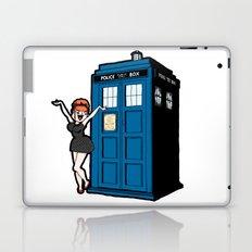 Heather Who Laptop & iPad Skin