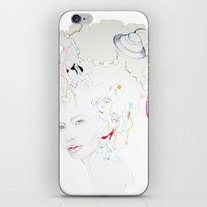 Marie Antoniette iPhone & iPod Skin