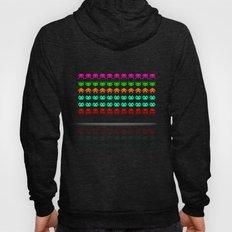 Pixel invaders : Incoming ! Hoody