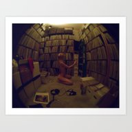 For The Record... Art Print