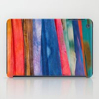 Behind The Curtains iPad Case