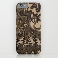iPhone & iPod Case featuring The Great Divide Part II by Jennifer Leigh Whitfield