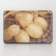 White Muscat Grapes iPad Case