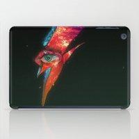 BLACK GLAM TEAR iPad Case
