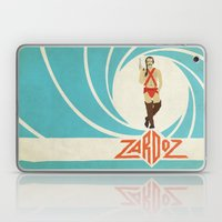 Agent Zardoz Laptop & iPad Skin