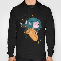 Twitchy, Witchy Girl Hoody