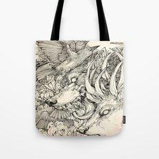 Chaos Divine  Tote Bag