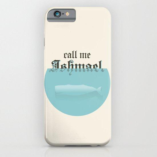 Ishmael iPhone & iPod Case