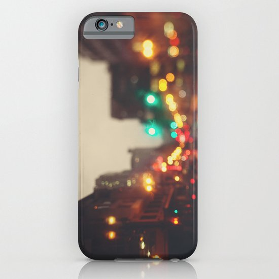 Portland In The Rain iPhone & iPod Case