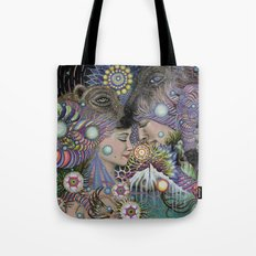 Threads Tote Bag