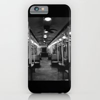 New York Subway Car #2 iPhone 6 Slim Case