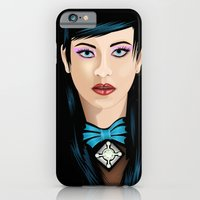 iPhone & iPod Case featuring Dream Lady by Dambar Thapa