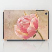 Pretty Little Rosebud. iPad Case