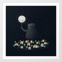 Good Night, Sleep Tight Art Print