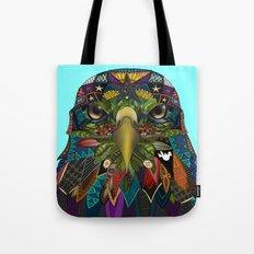 American Eagle blue Tote Bag
