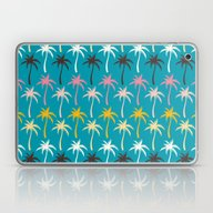 Laptop & iPad Skin featuring Palm Trees #5 by Ornaart