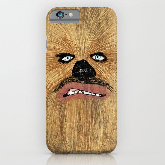 chew-bacca iPhone & iPod Case