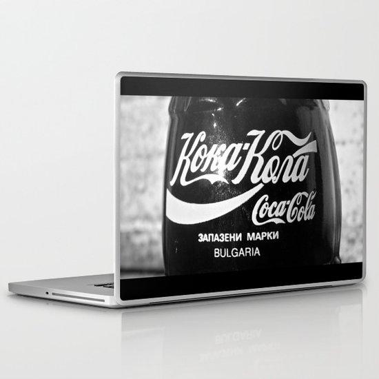 Bulgarian Koka-Kola Laptop & iPad Skin
